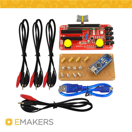 Kit Arduino Nano & Scratch 1201